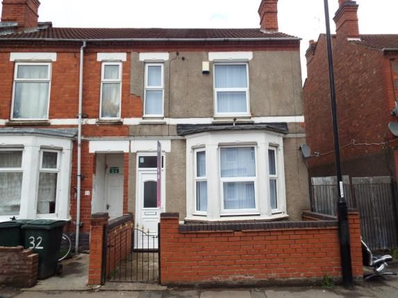 End terrace house for sale in King Georges Avenue, Foleshill, Coventry, West Midlands
