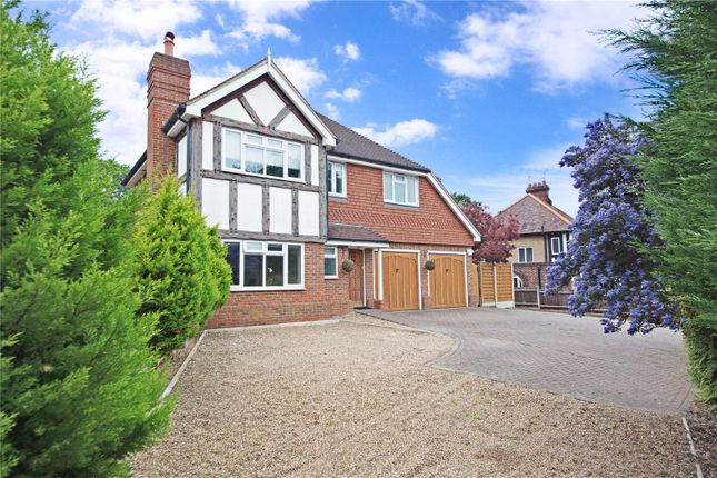 Thumbnail Detached house for sale in Pattens Lane, Chatham, Kent