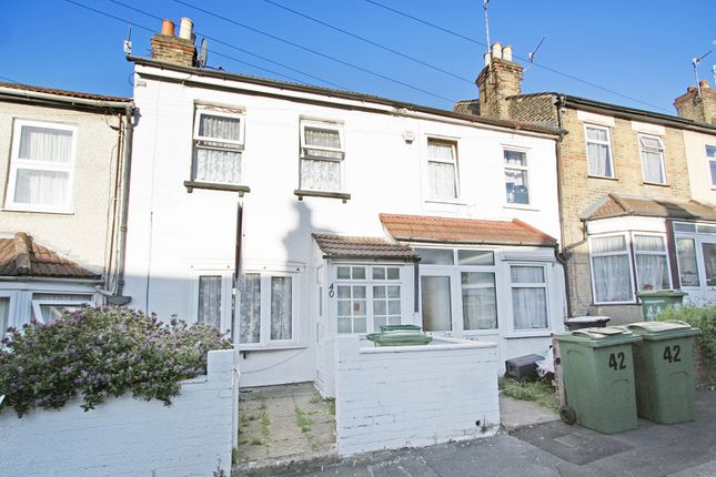 Thumbnail Terraced house to rent in Coleman Road, Erith