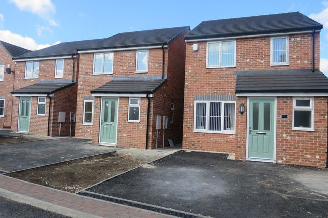 Thumbnail Detached house for sale in Off The Walk, Birdwell, Barnsley