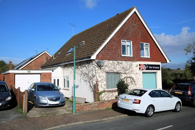 Thumbnail Flat for sale in Hill Road, Costessey, Norwich