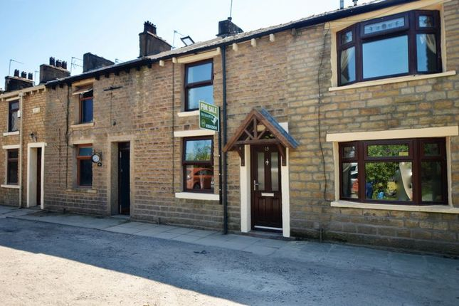 Thumbnail Terraced house for sale in Badge Brow, Oswaldtwistle, Accrington