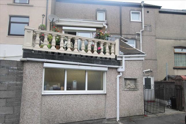 Rear Of Property of Treorchy CF42