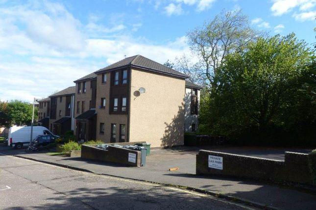 Thumbnail Flat to rent in Orchard Brae Gardens, Edinburgh