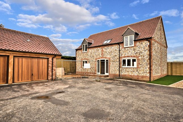 Thumbnail Detached house for sale in Station Road, Docking, King's Lynn