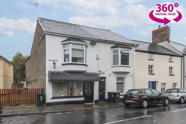 Thumbnail Flat for sale in Backhall Street, Caerleon, Newport