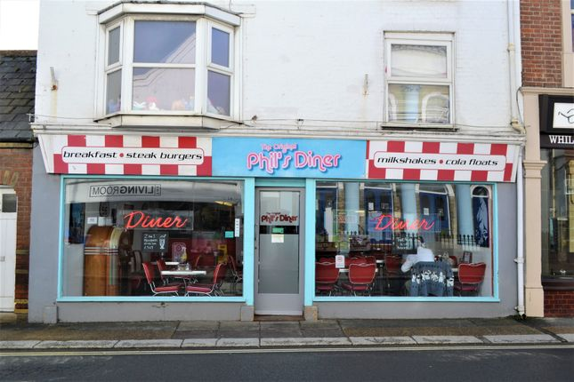 Restaurant/cafe for sale in High Street, Newport