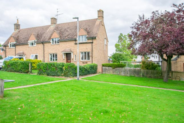 Thumbnail Semi-detached house for sale in Nene Close, Wansford, Peterborough