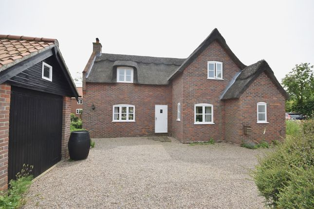 Thumbnail Detached house for sale in Church Road, Potter Heigham
