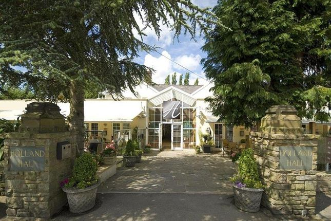 Thumbnail Hotel/guest house for sale in Holland Hall Hotel, Lafford Lane, Upholland, Skelmersdale
