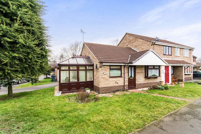 Thumbnail Bungalow for sale in Kelstern Road, Lincoln