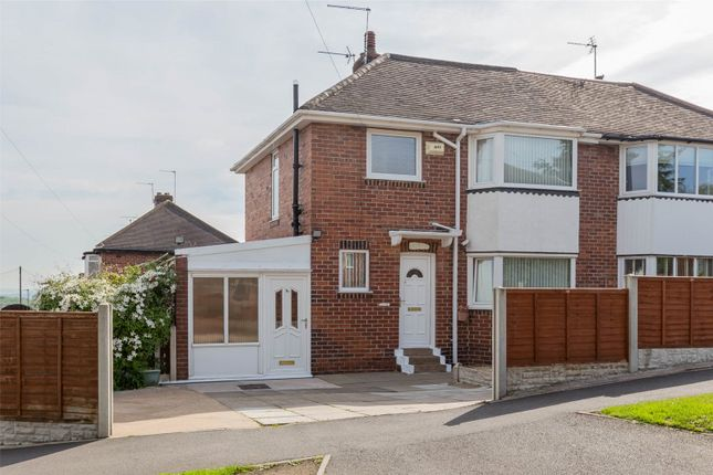 3 bed semi-detached house for sale in Somercotes Road, Sheffield, South Yorkshire