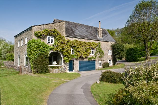 Thumbnail Detached house for sale in Ham Mill, Ham Hill, Holcombe, Somerset