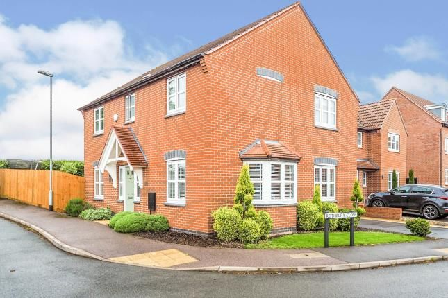 4 bed detached house for sale in Felton Way, Arnold, Nottingham, Nottinghamshire NG5
