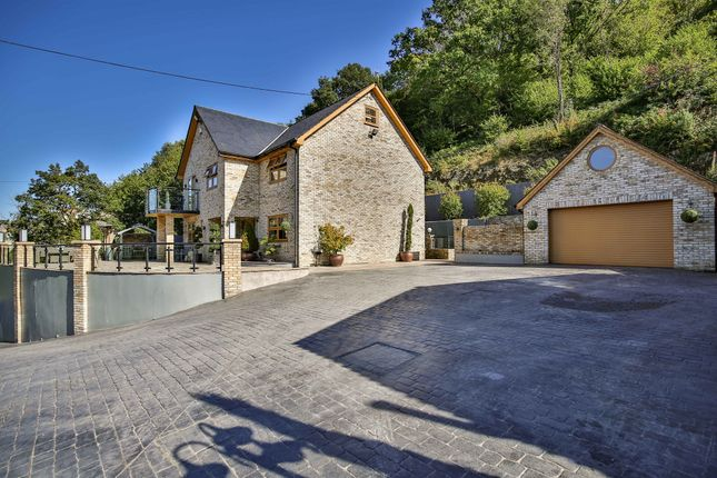 Thumbnail Detached house for sale in Penrhiw Road, Pontypridd