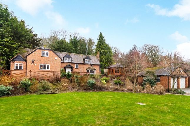 Thumbnail Detached house for sale in Kings Lane, Cookham Dean, Berkshire