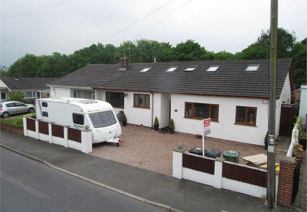 Thumbnail Semi-detached bungalow for sale in Broadway Avenue, Kingsteignton, Newton Abbot, Devon.