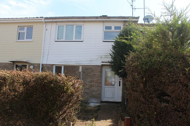 Thumbnail Terraced house for sale in Kirstead, King's Lynn