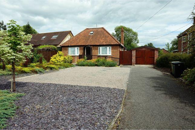 Thumbnail Detached bungalow for sale in Croft Lane, Diss