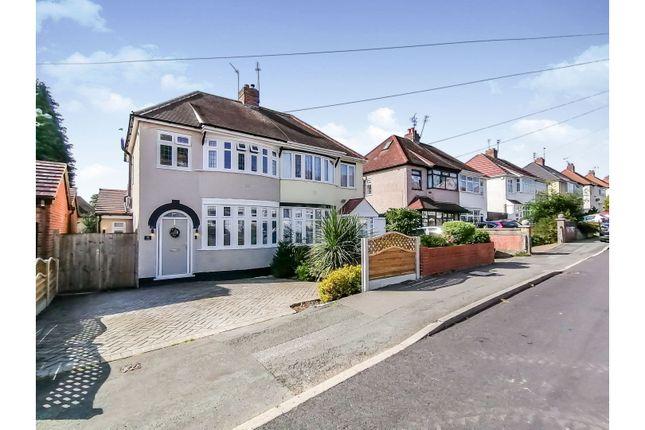 The Property of Lynton Avenue, Tettenhall, Wolverhampton WV6