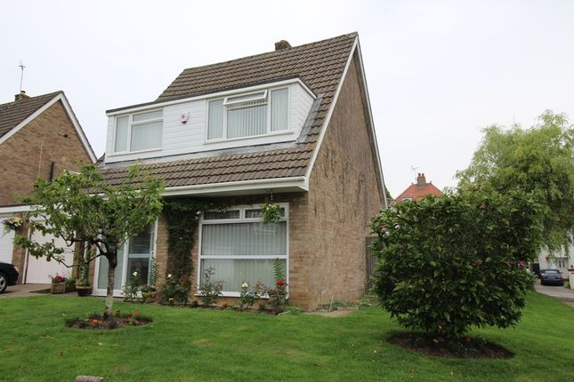 Thumbnail Detached house for sale in Parc Castell-Y-Mynach, Cardiff, Glamorgan