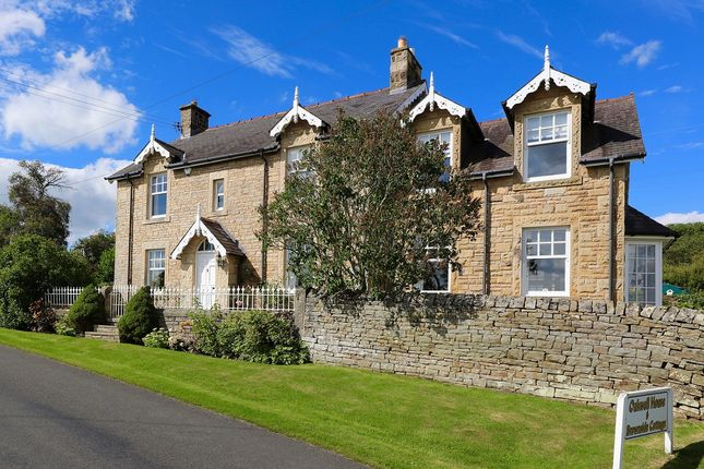 Thumbnail Detached house for sale in Oakwell House And Brownside Cottage, Bardon Mill, Hexham, Northumberland