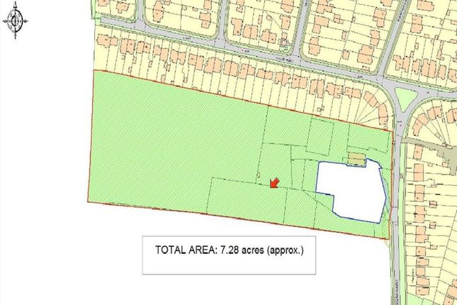 Thumbnail Land for sale in Steepdown Road, Sompting, Lancing