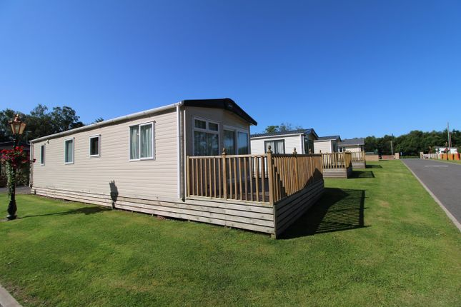 2 bed property for sale in Caravan/Holiday Home, Camelot Holiday Park, Longtown, Carlisle CA6