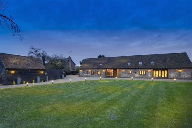 Thumbnail Detached house for sale in Common Lane, Radlett, Hertfordshire