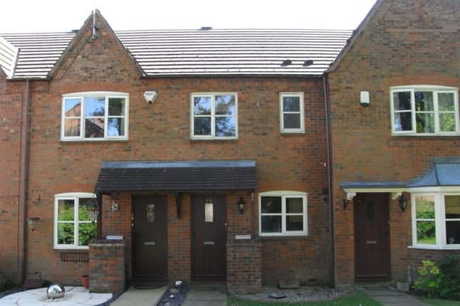 2 bed terraced house to rent in Thistlewood Grove, Chadwick End