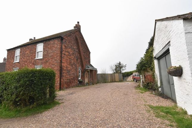 Thumbnail Detached house for sale in Bank End, North Somercotes, Louth