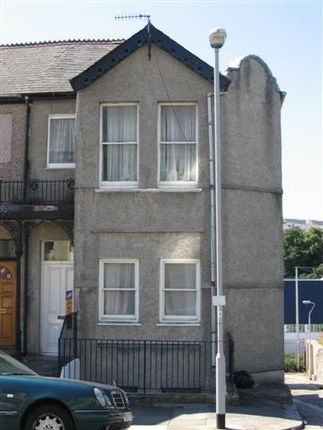 Thumbnail Town house to rent in Ashford Road, Mutley, Plymouth