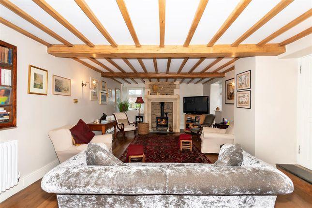 Op - Living Room of Main Street, Greetham, Oakham LE15