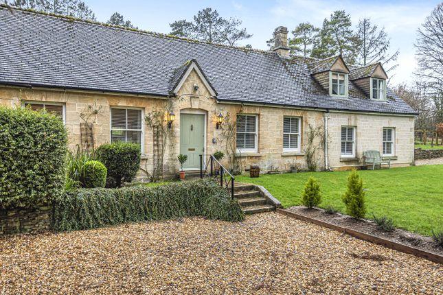 Thumbnail Detached house for sale in Fossebridge, Cheltenham