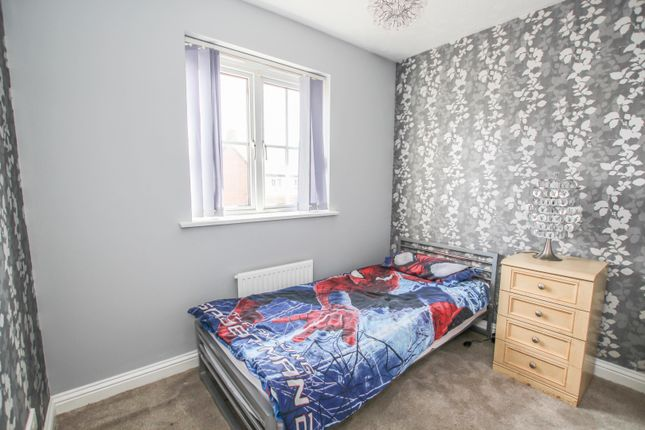Bedroom Four of Thor Drive, Bedford MK41