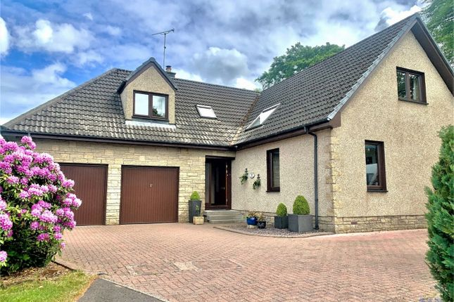 Thumbnail Detached house for sale in 11 Auld Mart Wynd, Milnathort, Kinross-Shire