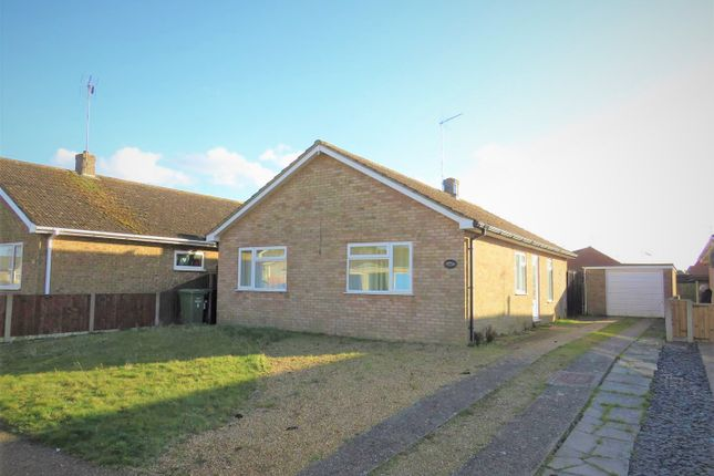 3 bed detached bungalow for sale in Rolfe Crescent, Heacham, King's Lynn PE31