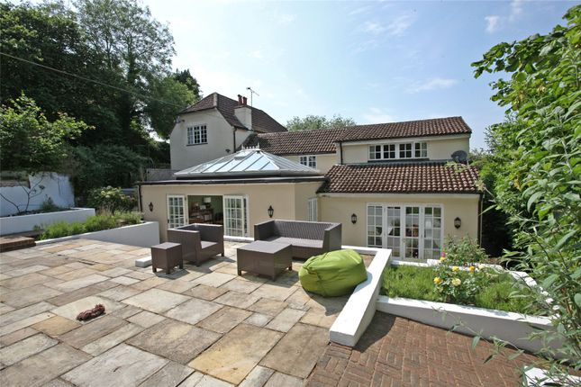 Thumbnail Detached house for sale in Upper Bourne Lane, Wrecclesham, Farnham, Surrey