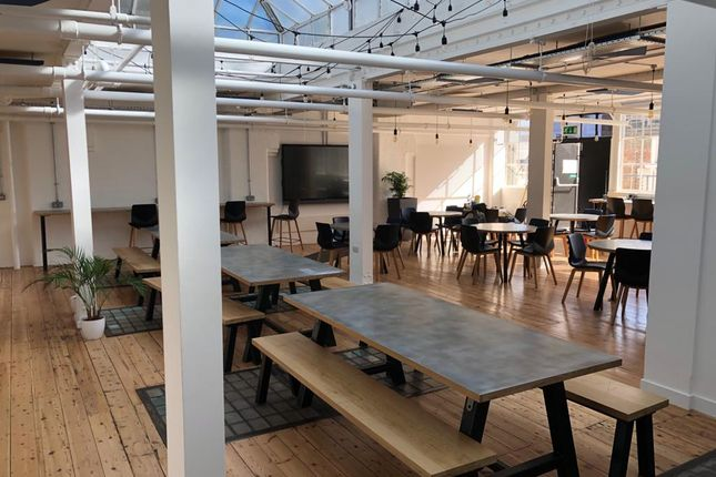 Thumbnail Office to let in 4A - 4G Zetland House, 5-25 Scrutton Street, London