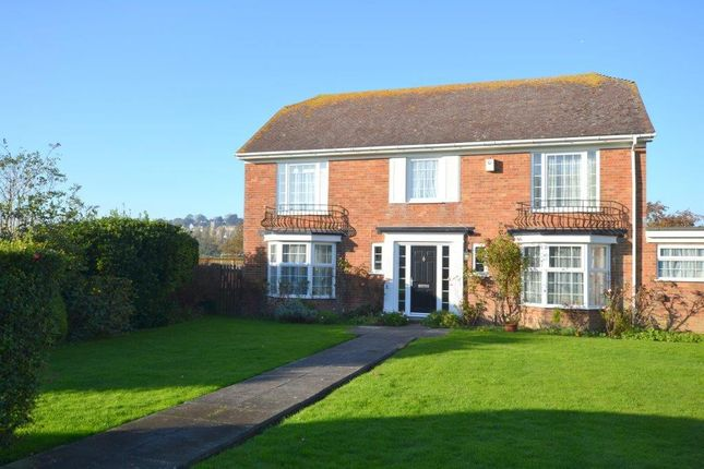 Thumbnail Detached house to rent in Fisher Close, Hythe