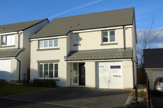 Thumbnail Detached house for sale in Badgers Brook Rise, Ystradowen, Cowbridge