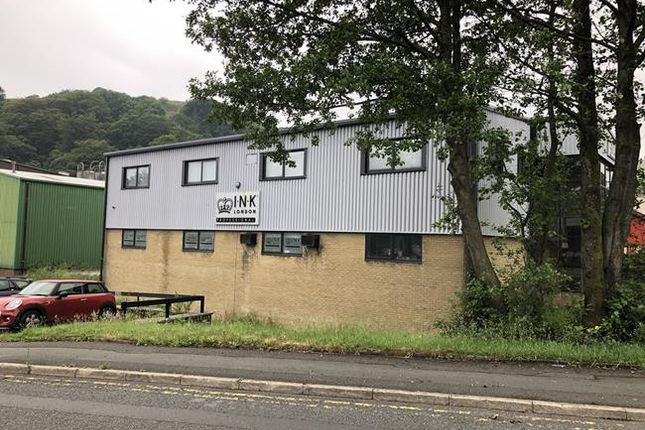 Thumbnail Commercial property for sale in Unit 3A, Carrs Industrial Estate, Underbank Way, Haslingden, Rossendale, Lancashire