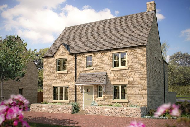 "Thumbnail Detached house for sale in ""The Ashbury"" at Cinder Lane, Fairford"