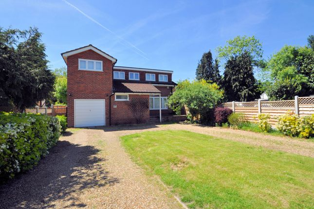 Thumbnail Detached house for sale in Bell Weir Close, Staines