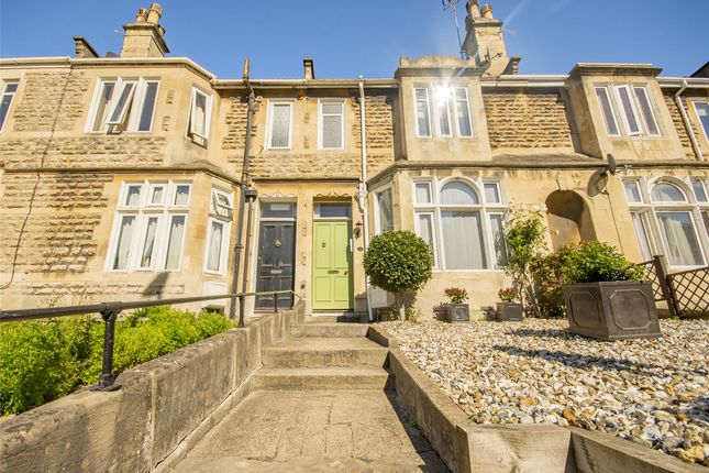 Thumbnail Terraced house for sale in Crescent Gardens, Bath, Somerset