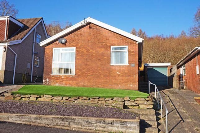 2 bed detached bungalow for sale in Heathlands, Ystrad Mynach, Hengoed CF82
