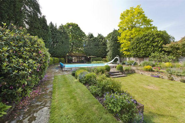 Garden of Roedean Crescent, Richmond Park, London SW15