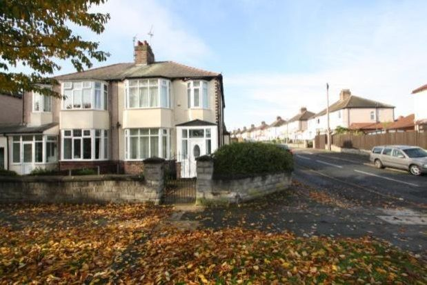 Thumbnail Property to rent in Cooper Avenue North, Liverpool