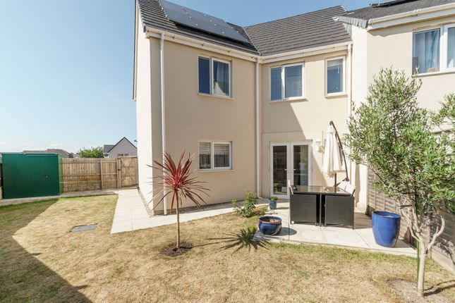 Thumbnail Maisonette for sale in Grassendale Avenue, Plymouth
