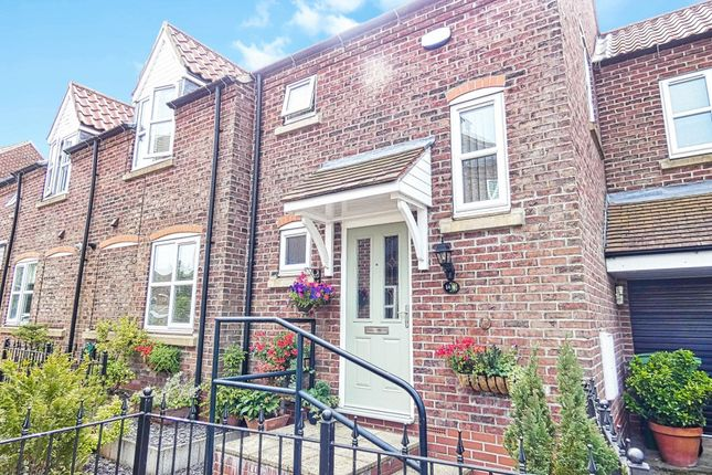 4 bed terraced house for sale in All Saints Mews, Preston, Hull, North Humberside HU12